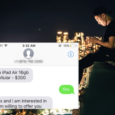 Stupid AF Craigslist Scammer Would NOT Leave This Annoyed Dude Alone, Until He Did This