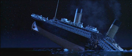 Wikimedia / The Titanic (1997)