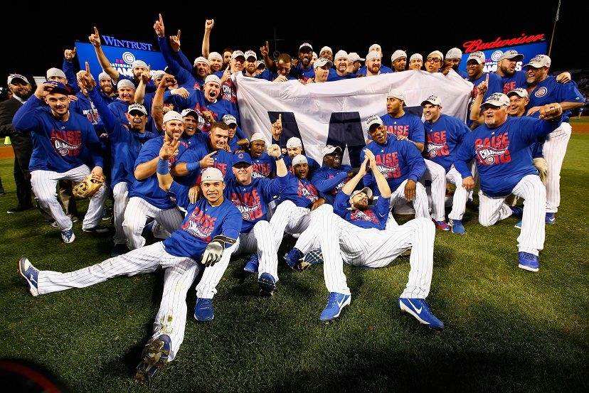 Chicago Cubs Facebook Page