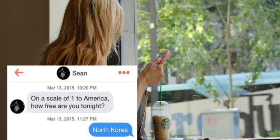 Here's The 25 Most Hilarious Tinder Conversations You'll EverRead