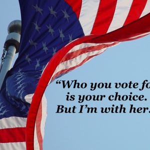 If You're STILL Not Sure Who You're Voting For, I Hope You Read This