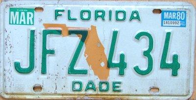 dade-plate