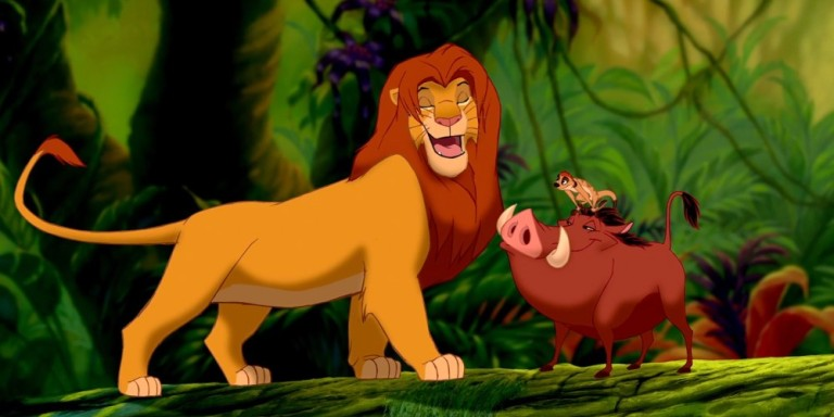 It's Time We Stop Pretending That Simba Wasn't Garbage In The LionKing