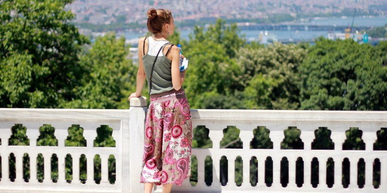My Serendipitous Afternoon With A Stranger FromIstanbul