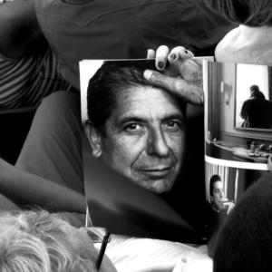 The Death Of Leonard Cohen Makes The World Darker
