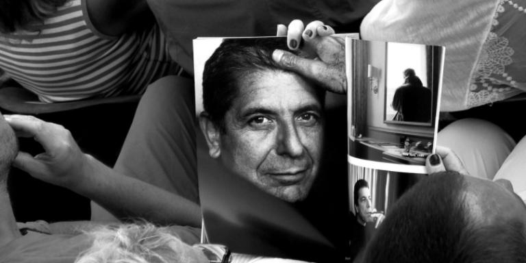 The Death Of Leonard Cohen Makes The WorldDarker