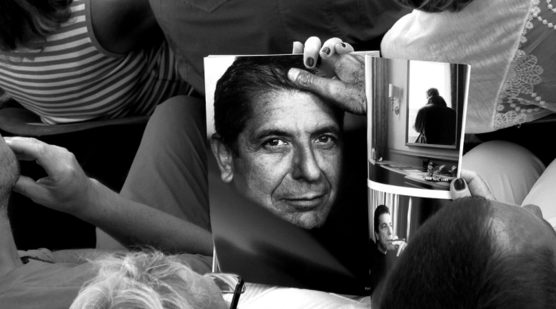 The Death Of Leonard Cohen Makes The World Darker