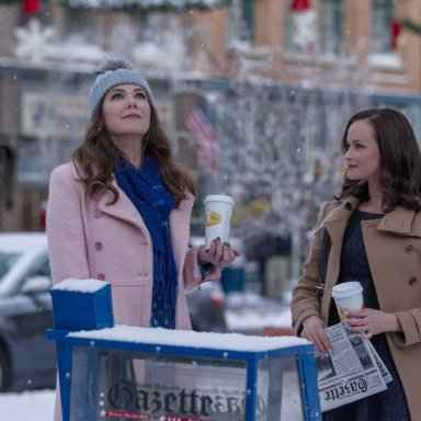 30 Vital Things 'Gilmore Girls' Taught Me About Love And Loss