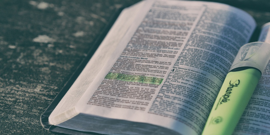 Why Quoting The Bible Won't Solve YourProblems