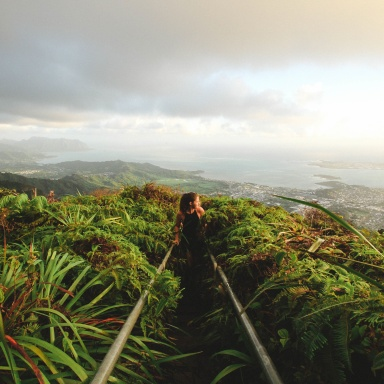 4 Things I Learned Backpacking Solo