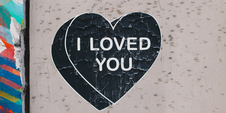 I Loved You, Because You Made Me Feel Like I ActuallyMattered