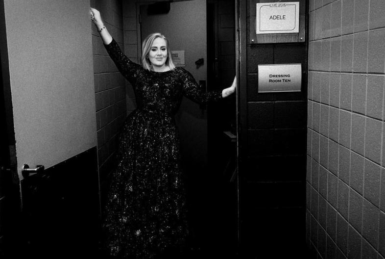 Adele's Instagram