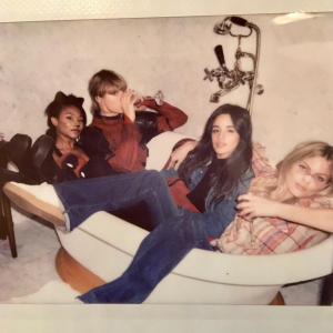 Gigi Hadid Talks About What It's Like To Be At A Taylor Swift 'Girl's Night'