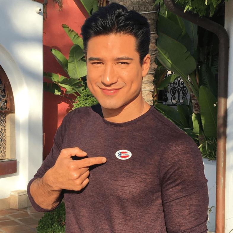 Mario Lopez Instagram