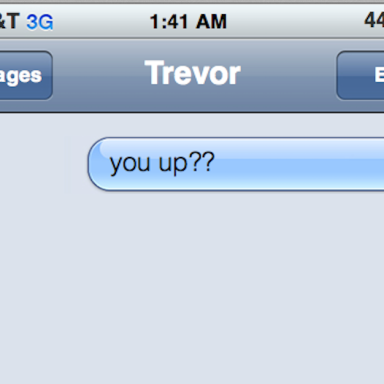 5 Drunk Texts We're All Guilty Of Sending (At Least Once)