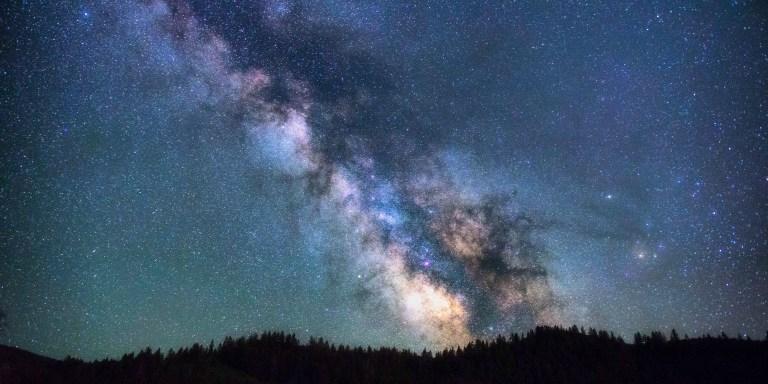 You Create Galaxies In MyHeart
