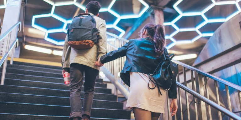 When You Date A 'Good Guy' You Aren't ReallyInto