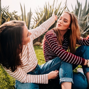 To The Friends Who Fiercely Defend Us When We're Not Around