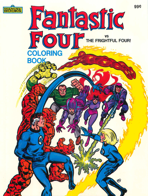 fantastic-four-coloring-book-cover