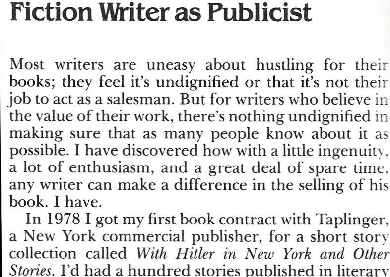 fiction-writer-as-publicist