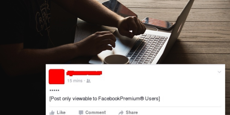 This Facebook Post Proves That There Are Some SERIOUSLY Stupid People On The Internet