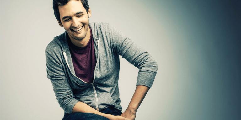 Jason Silva: On Love, Empathy And The GreatBeyond