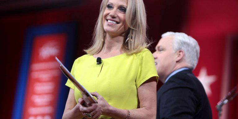 Here's Everything You Need To Know About Trump's Right-Hand Woman KellyanneConway