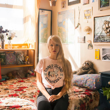 Cities Are Sometimes Easier To Love Than People – An Interview With Artist Lissy Elle Laricchia