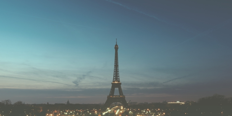 8 Magical Things That Happen When A Writer Visits Paris For The FirstTime