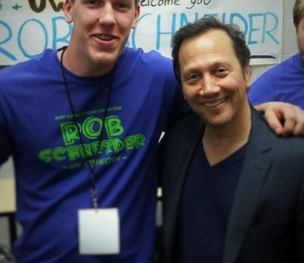 What Meeting Rob Schneider Taught Me About My OwnLife