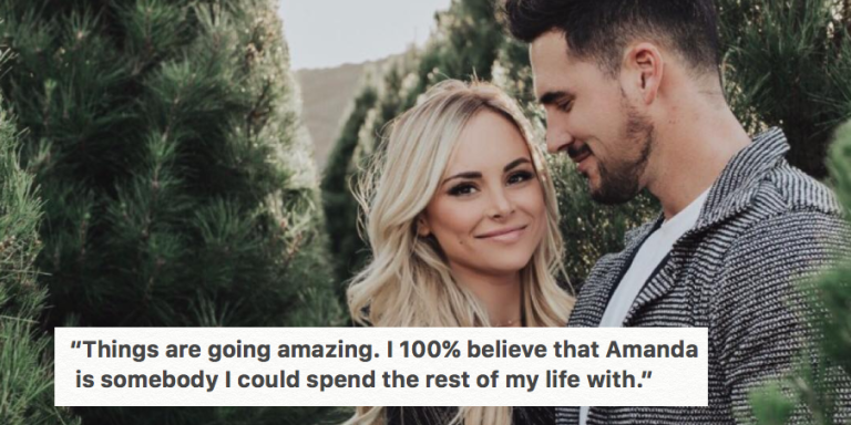 Delusional Couple Says Delusional Things About Their DelusionalRelationship