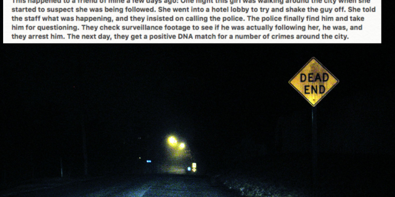 23 True Scary Stories That Will Keep You Up AllNight