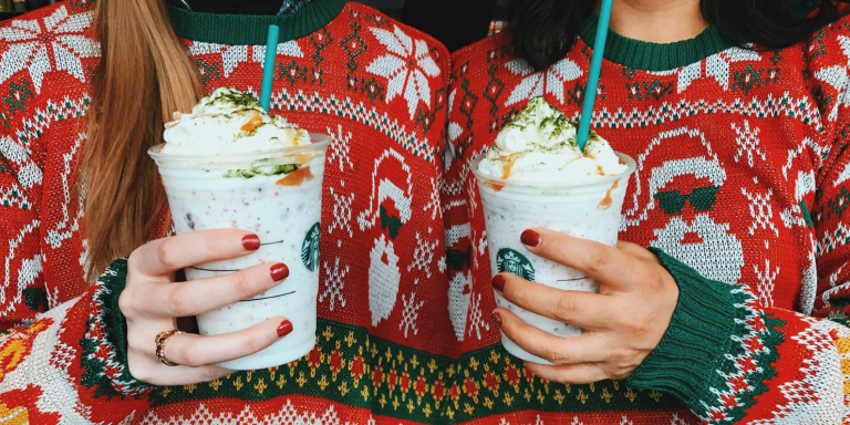 Starbucks Just Announced A New Holiday Drink Flavor And People Are VERYSkeptical