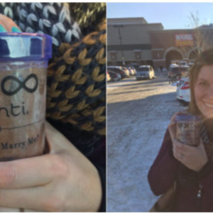 This Best Boyfriend Ever Proposed Using ~Ice Cream~ And It's Hilariously Adorable