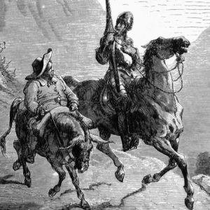 On Don Quixote's Philosophy Of Immortality