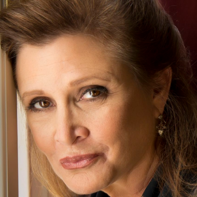 Star Wars Actress Carrie Fisher Just Confirmed Dead
