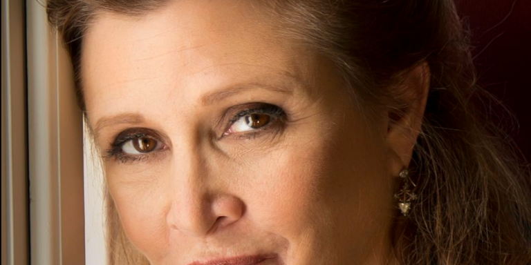 Star Wars Actress Carrie Fisher Just ConfirmedDead