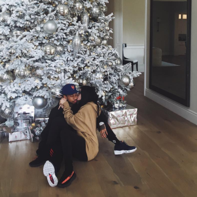 Here's How Your Favorite Celebrities Celebrated Christmas