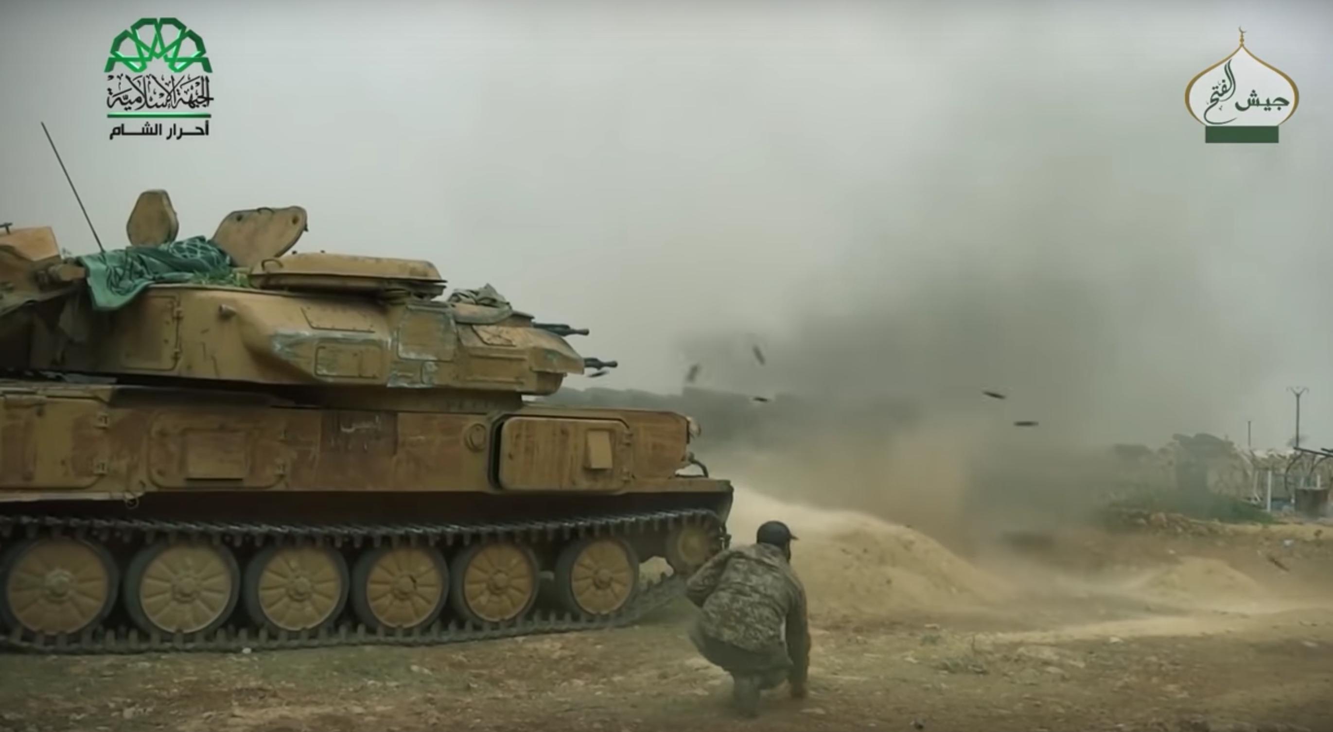 Youtube / War Clashes