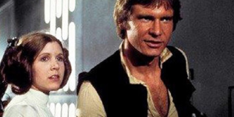 Harrison Ford's Response To Carrie Fisher's Death IsHeartbreaking