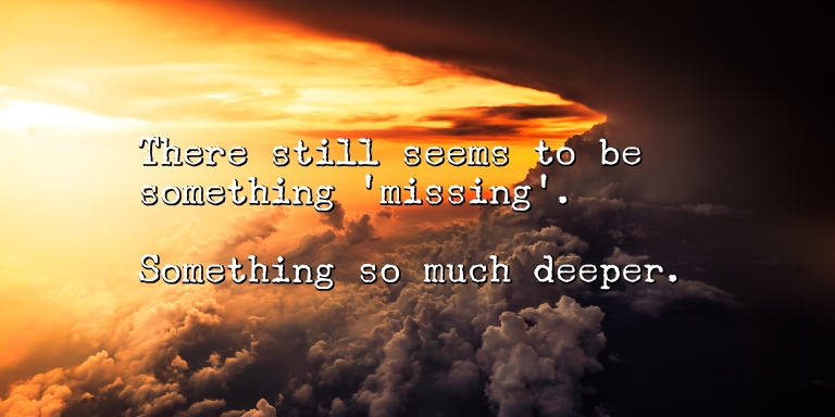 The Struggle Of A Lost Soul Searching For TheirPassion