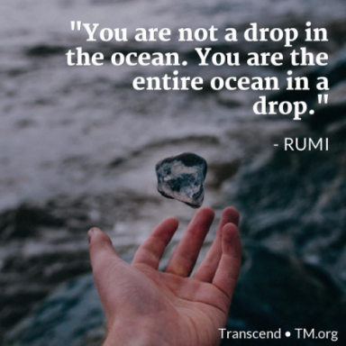 32 Transcendental Quotes That Will Soothe Your Aching Soul