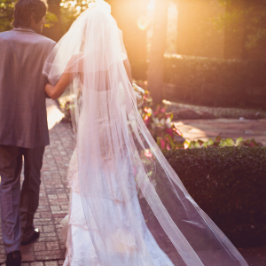 To My Father On My Wedding Day, Please Remember I Loved You First