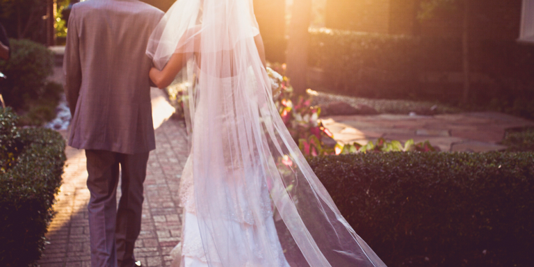To My Father On My Wedding Day, Please Remember I Loved YouFirst