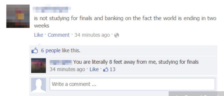 27 Hilarious Times People Lied On Facebook But Were BustedImmediately