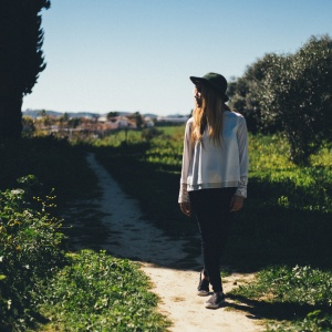 To The Girl Who Thinks She'll Never Love Again