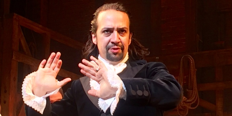 'Hamilton': Changing History By Staying TheSame