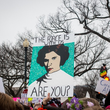 I'm Pro-Life And I Supported The Women's March. Surprised?