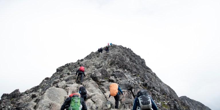 Climb That DamnMountain