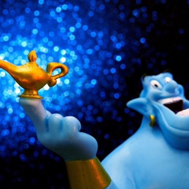 This Guy Figured Out The Perfect Wish To Ask A Genie (Without Asking For More Wishes)